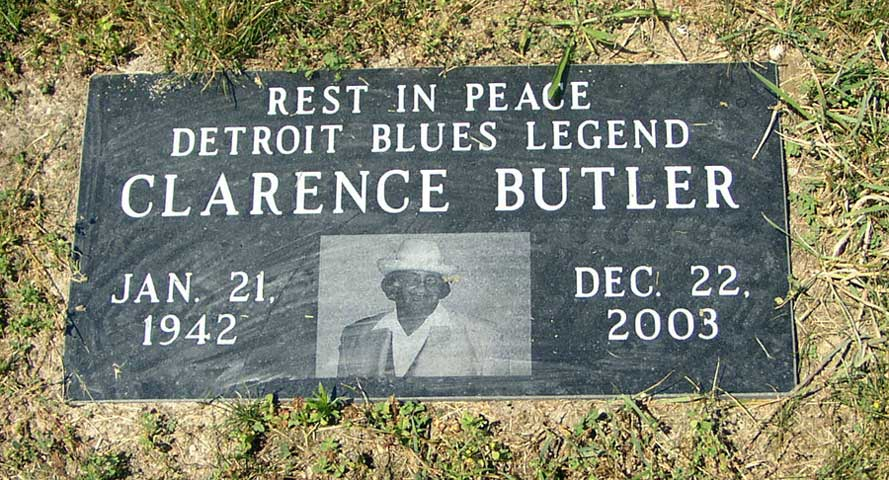 Clarence Butler