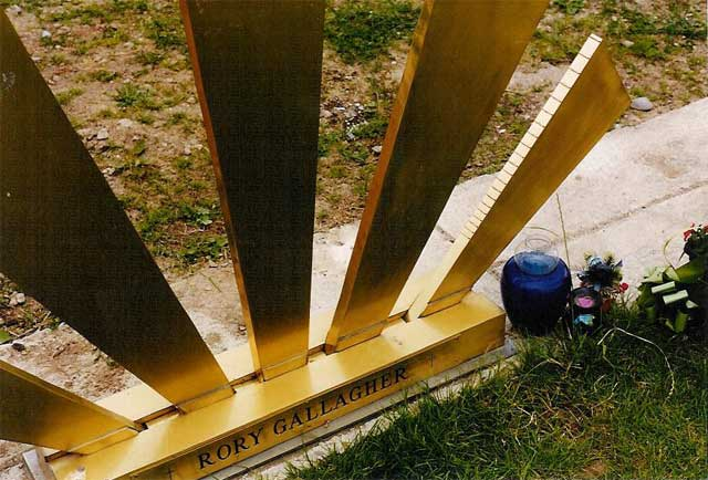 Saint Oliver's Cemetery -Patrick Kennedy - June 2002
